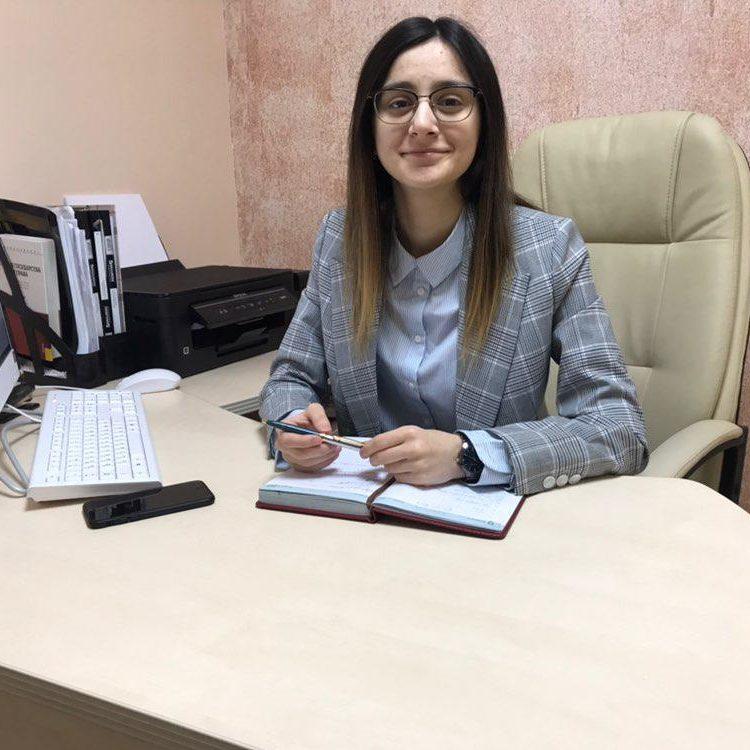 Abdulhalikova Viktoriya Azizovna